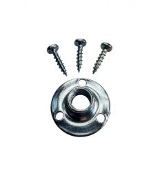 T-Nuts M10 (lag Bolts)
